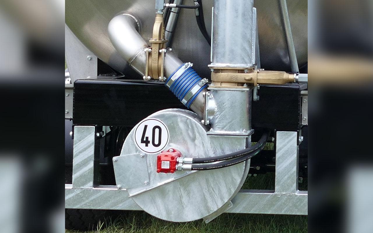 Hydraulische Pumpe 1