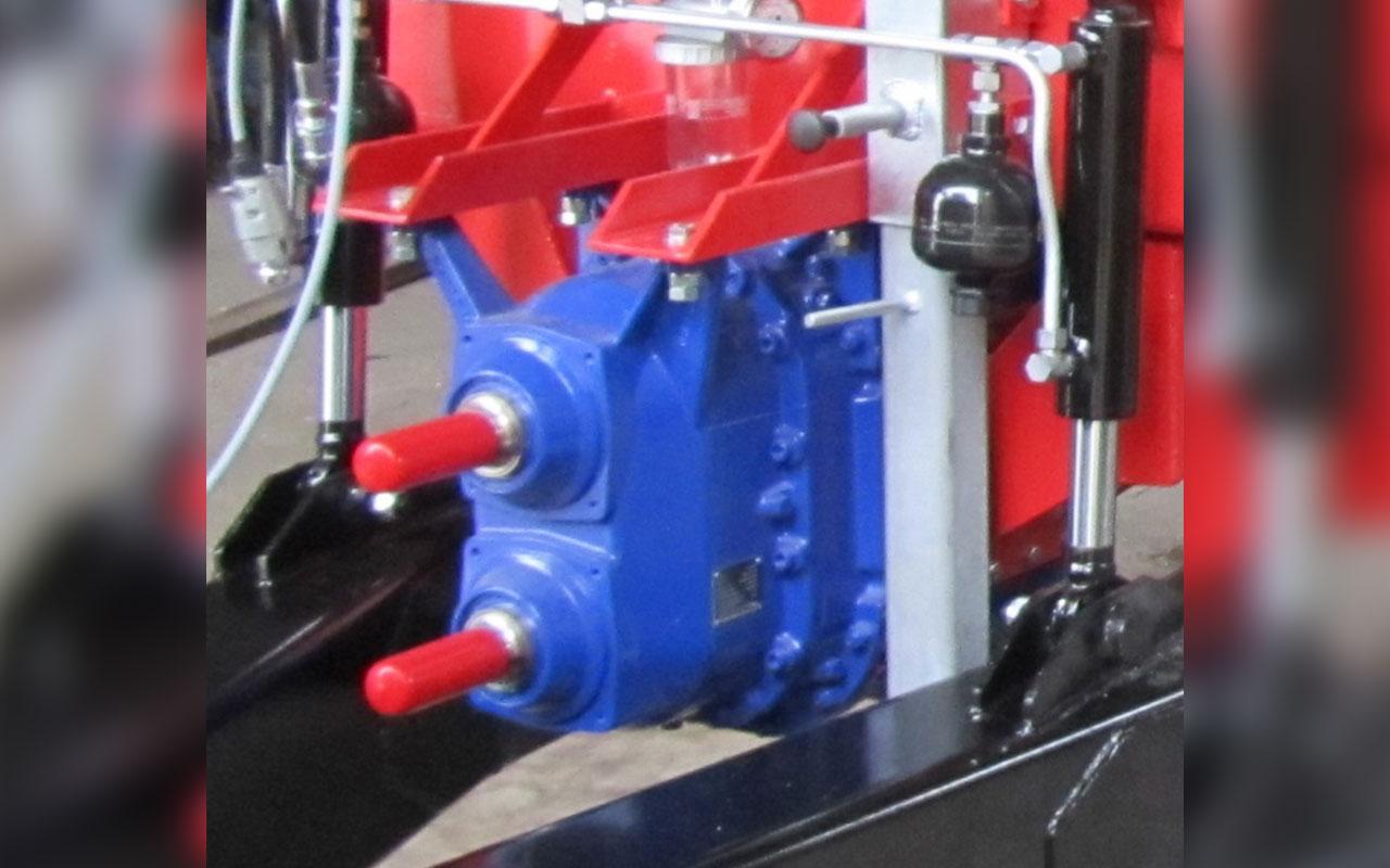 Hydraulische Pumpe 2